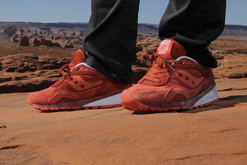"""SAUCONY SHADOW 6000 """"LIFE ON MARS"""" PACK"""