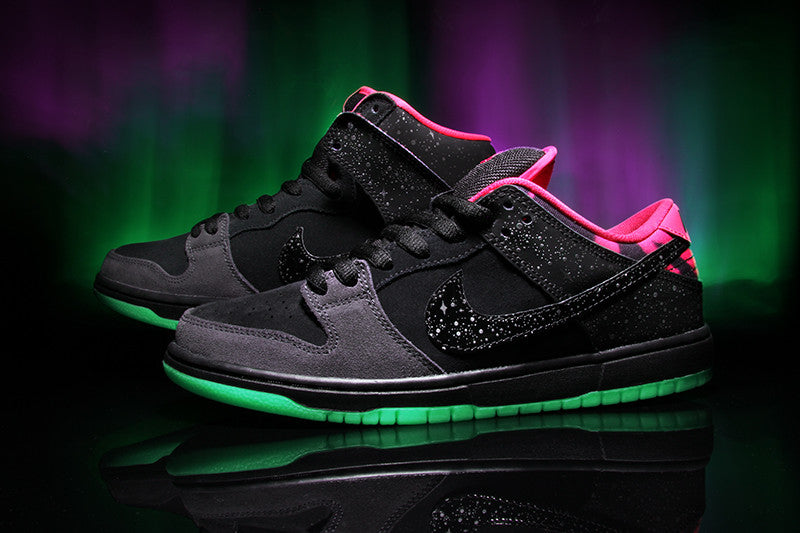 "NIKE SB DUNK LOW/HIGH ""NORTHERN LIGHTS"""