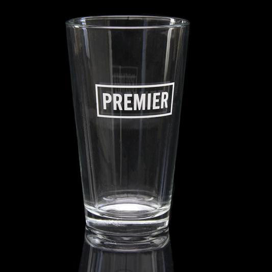 Icon Pint Glass