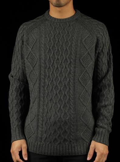 Fishermans Cable Sweater