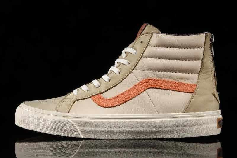 Sk8-Hi Zip (Leather/Nubuck/Suede)