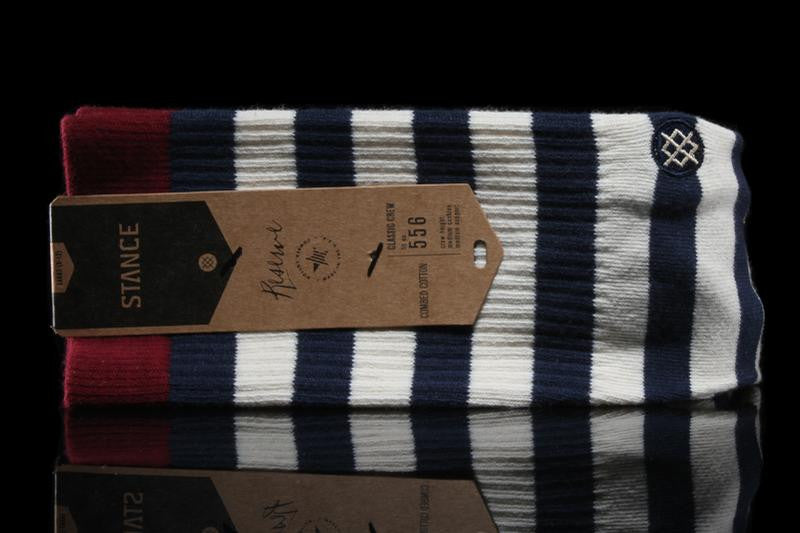 Merica Stripe Sock