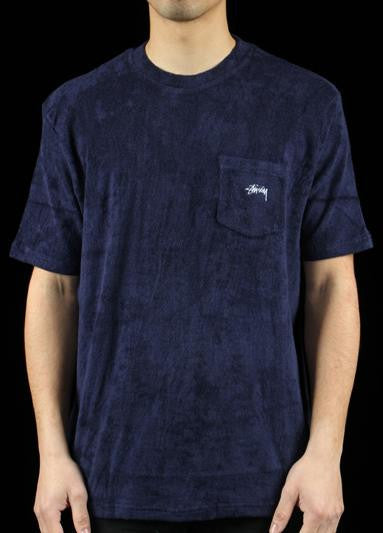 Terry Pocket T-Shirt
