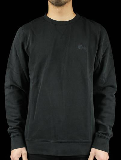 Stock Long Sleeve Crew Sweatshirt