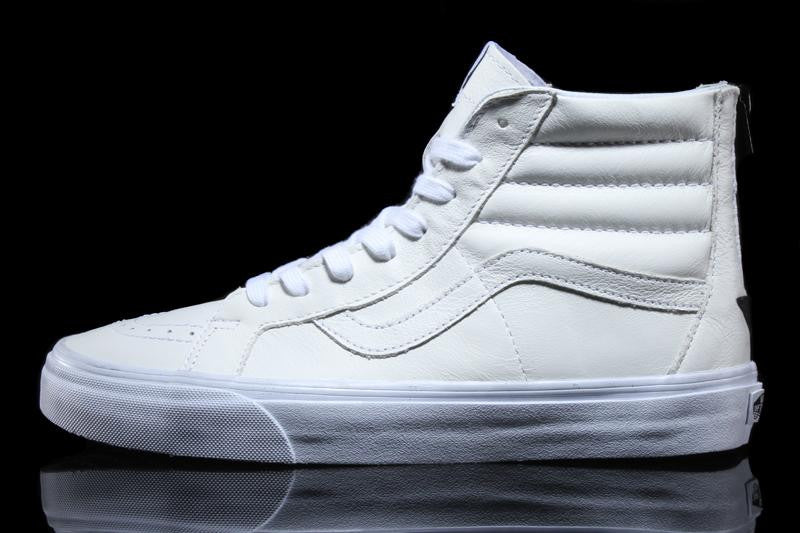 Sk8-Hi Reissue Zip (Premium Leather)