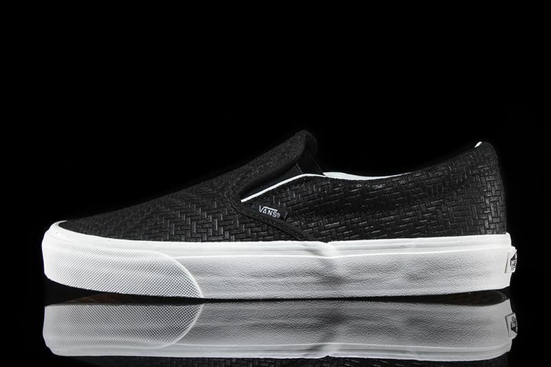 Classic Slip-On (Braided Suede)