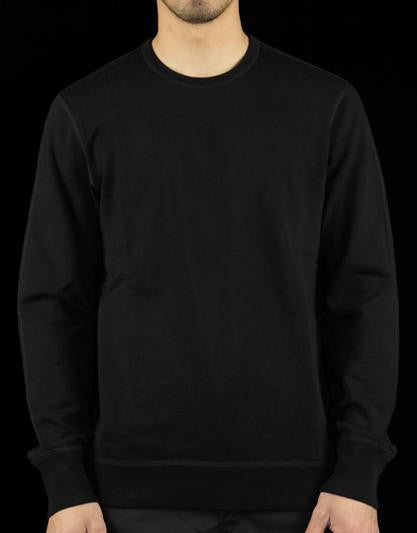 Lightweight Terry Crewneck Sweatshirt