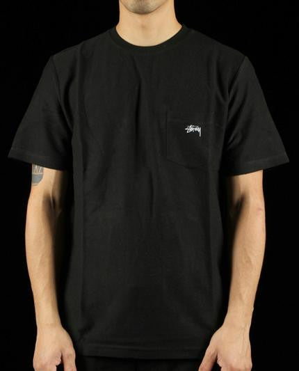 Reverse Terry Pocket T-Shirt