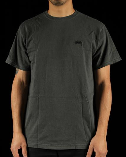 Small Stock Pigment Dyed T-Shirt