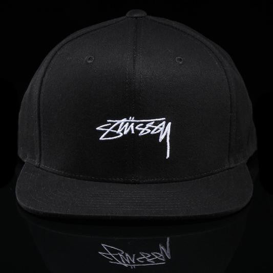 Smooth Stock Enzyme Snapback Hat