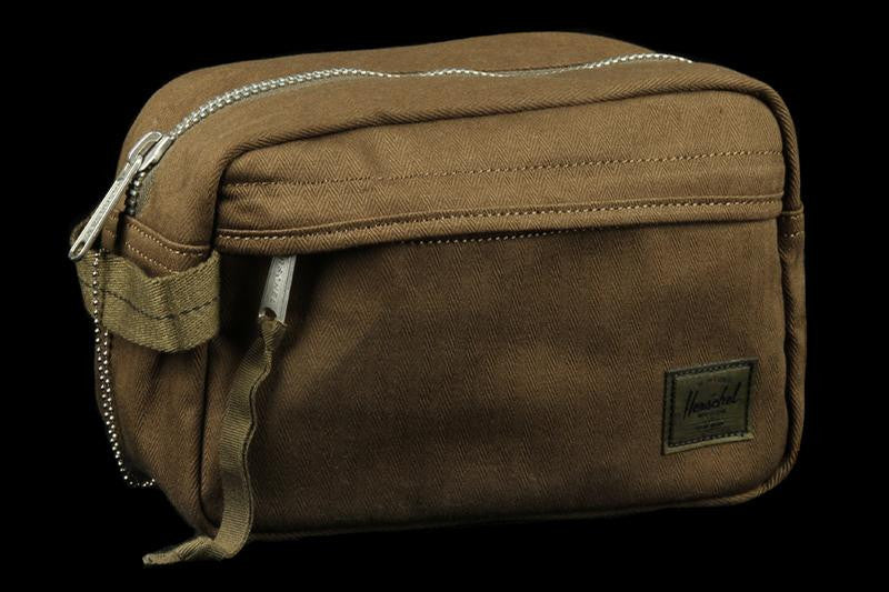 Chapter Cotton Twill Toiletry Bag