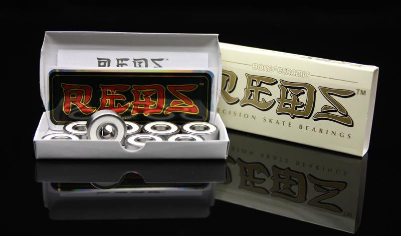 Ceramic Super Reds Bearings