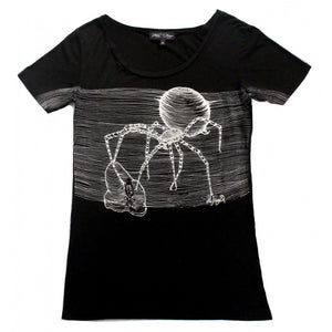 WIDOW SPIDER T-SHIRT Mila Fargo T shirt