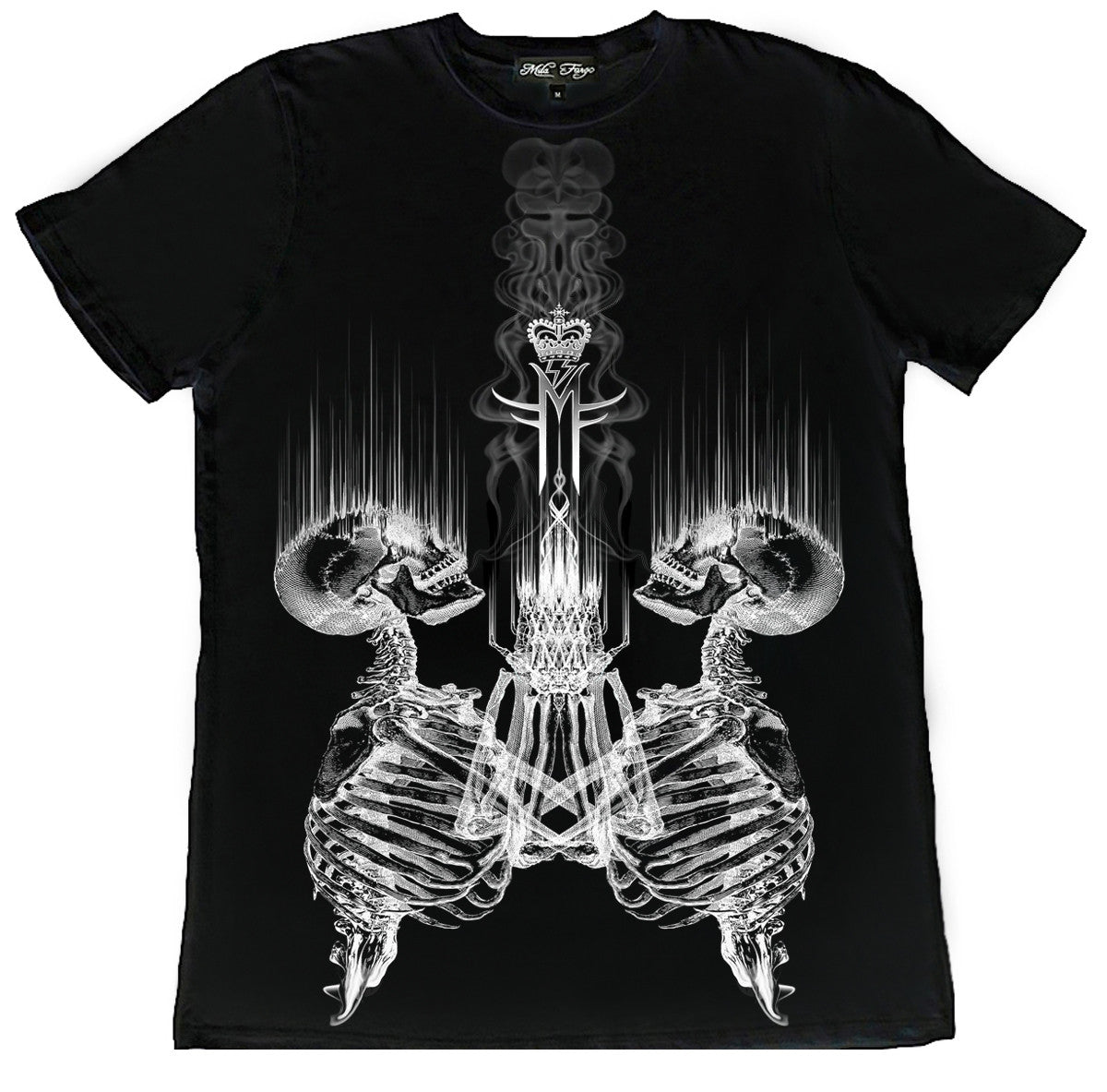 MF ALCHEMIST T-SHIRT | Black - MF