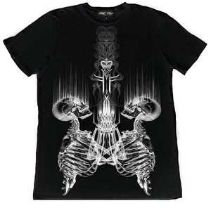 MF ALCHEMIST T-SHIRT | Black - MILA FARGO | MF