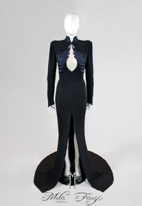 ANGEL OF DEATH GOWN | Black Swan - MF