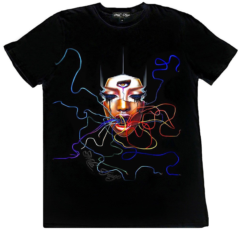 SYSTEM PANDEMIC T-SHIRT ( Limited Edition ) Mila Fargo T shirt