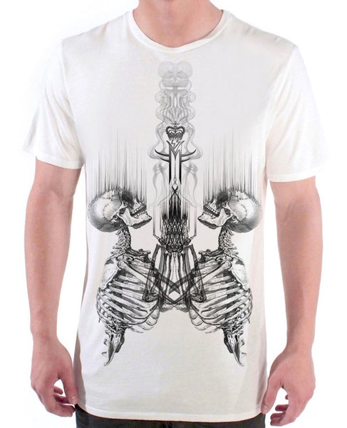 MF ALCHEMIST T-SHIRT | White - MF