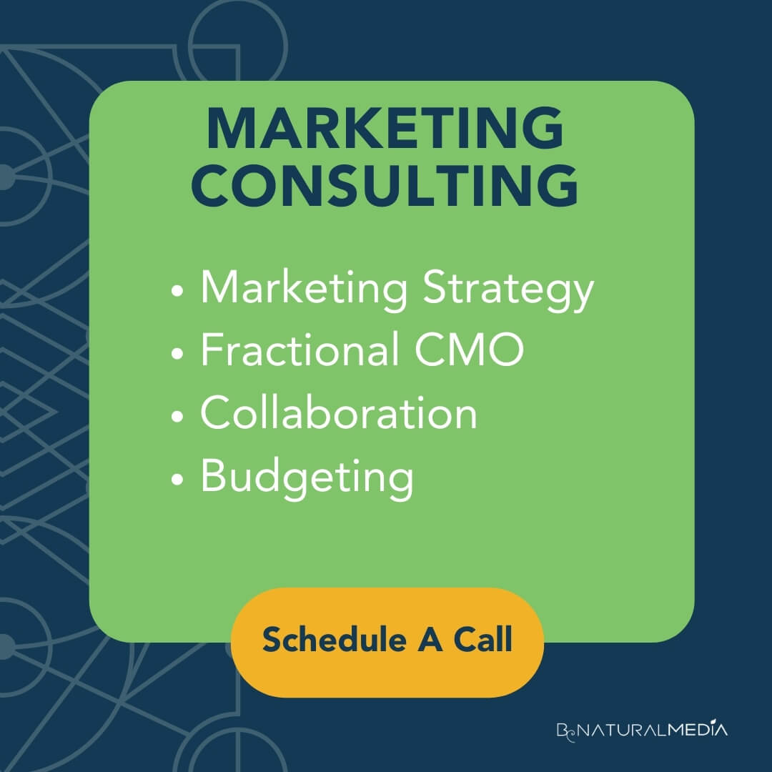 Benatural Media Marketing Consulting Service - Order Now