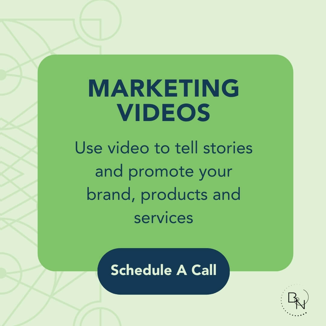 Benatural Media Content Marketing Videos - Schedule a Discovery call