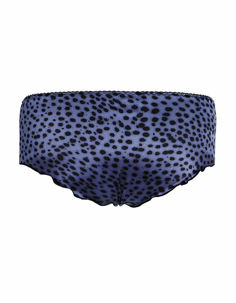 Midnight Cheetah Culotte & Premium Gift Box