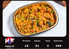 Load image into Gallery viewer, Vegan Jambalaya