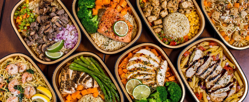 Your Monthly Subscription - 30 meals per week