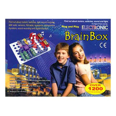 Brain Box, 1288 Experiments (10/Outer) +