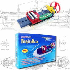 Brain Box, Boat Experiment (20/Outer...) +