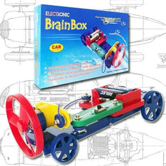 Brain Box, Car Experiment (20/Outer...) +