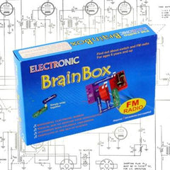 Brain Box FM Radio (20/Outer...)+ OUT OF STOCK