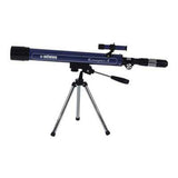 "Telescope,  50mm, 1.9"", Refractor, AZ, Manual, Konus   +  OUT OF STOCK"