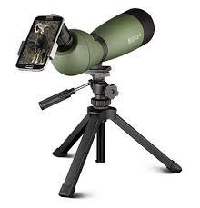 Spotting Scope,  80mm, 20-60x zoom, Konuspot-80 20  Konus with smart phone adapter +
