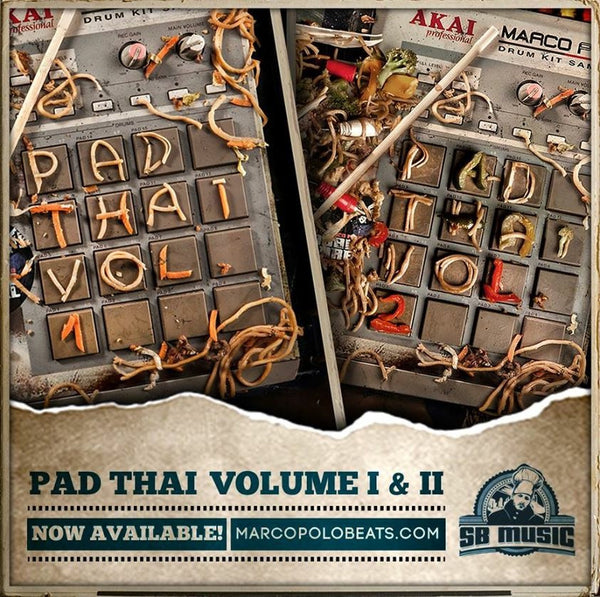 "Marco Polo - ""Pad Thai"" Bundle (Volumes 1 & 2)"