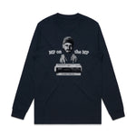 Marco Polo - The Beat Tape Vol. 1 (Longsleeve Navy Shirt)