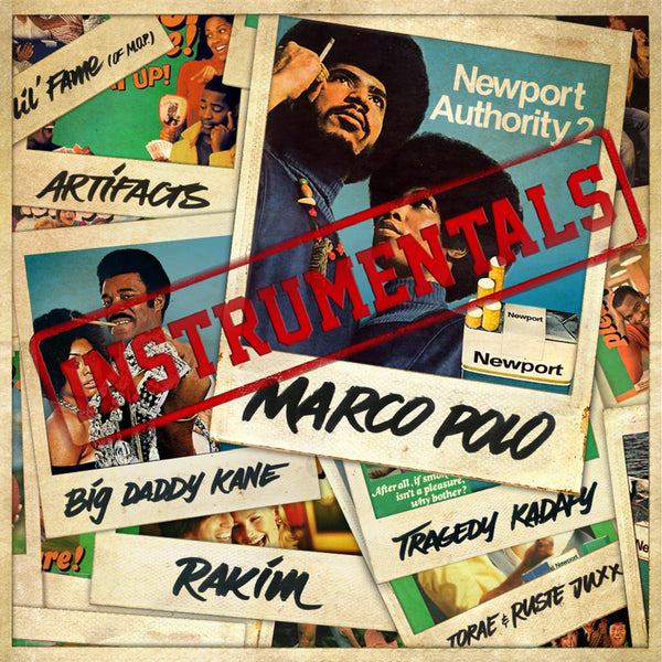 Marco Polo- Newport Authority 2 (Instrumentals)