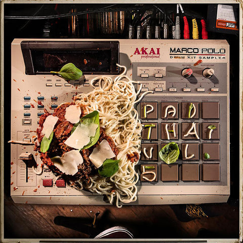 Marco Polo - Pad Thai Vol. 5 (Drum kit for Producers & Beatmakers)