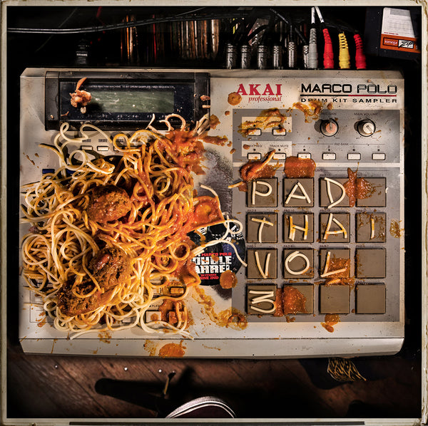 Marco Polo - Pad Thai Vol. 3 (Drum kit for Producers & Beatmakers)
