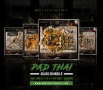 "Marco Polo - Pad Thai ""QUAD"" bundle (Vol. 1-4)"