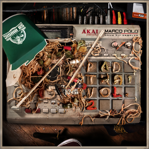Marco Polo - Pad Thai Vol. 2 (Drum kit for Producers & Beatmakers)