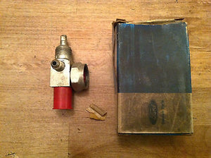 1960-1972 Ford Galaxie Lincoln and Mercury A/C air conditioning valve C4AZ-19A99 - Andrew's Automotive Archaeology