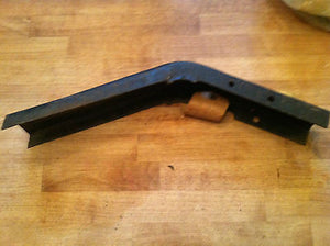 1952 1953 Ford car left front frame section for X type and box type NOS B2A5092A - Andrew's Automotive Archaeology