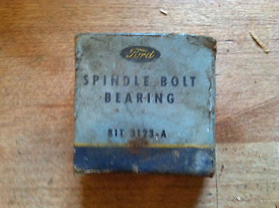 1920-1948 Ford truck front axle spindle bolt bearing NOS 81T-3123-A - Andrew's Automotive Archaeology