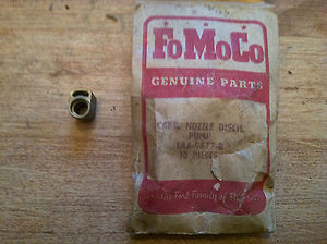 1954-1958 Ford Holley 1904 Visi-Flow 25 carburetor jet EAA-9577-B - Andrew's Automotive Archaeology