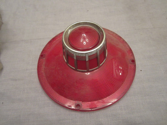 1963 Ford Galaxie rear tail light lens C3AZ-13450-A - Andrew's Automotive Archaeology