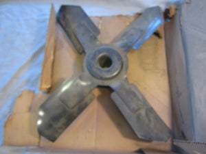 1957 Ford engine cooling fan for V8 B7T-8600-A - Andrew's Automotive Archaeology