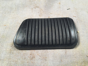 1965-1973 Ford Mustang drum brake pedal pad C5ZZ-2457-G - Andrew's Automotive Archaeology