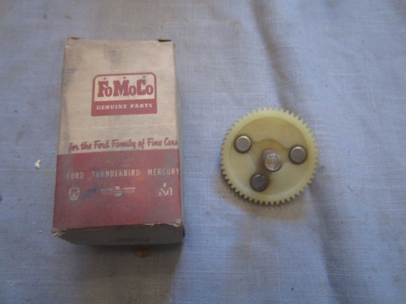 1960 Mercury rear wiper motor gear C0MF-17A479-A - Andrew's Automotive Archaeology