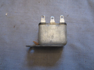 1973 Ford Torino power window relay D3OZ-14677-A - Andrew's Automotive Archaeology