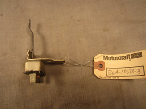 1956 Ford truck heater switch B6A-18578-B - Andrew's Automotive Archaeology